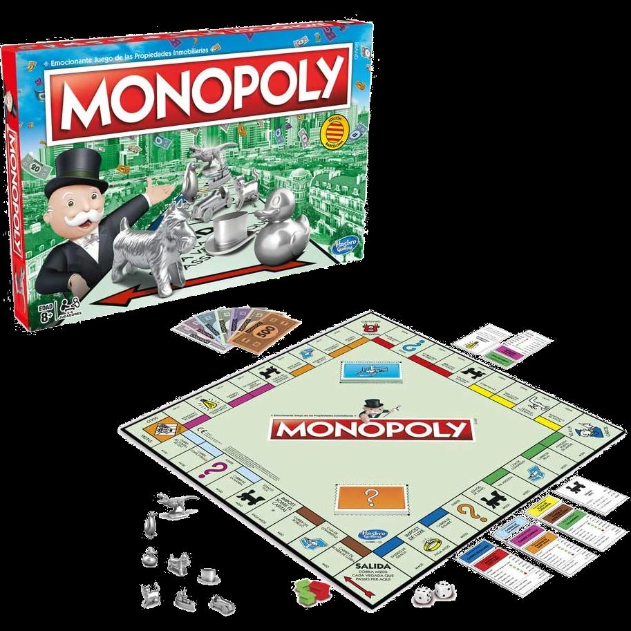 Monopoly edició de Barcelona