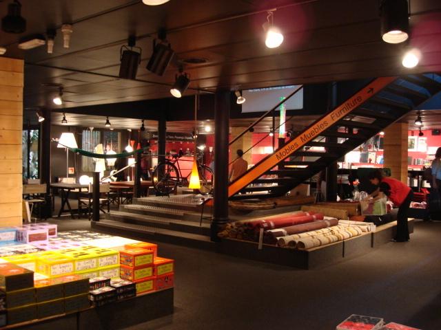 Interior de Vinçon