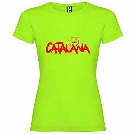 Samarreta 100% catalana