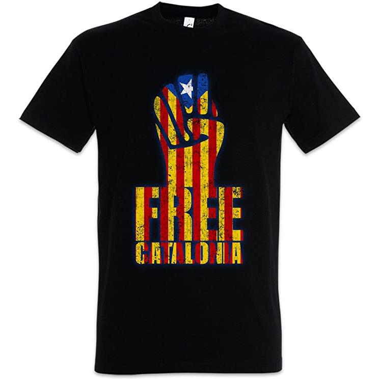 "Samarreta ""Free Catalonia"""