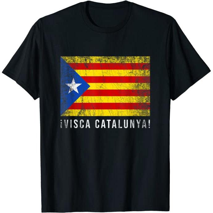 """Samarreta """"Visca Catalunya!"""""""