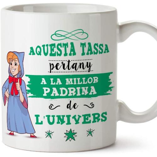 Aquesta tassa pertany a la millor Padrina de l'univers