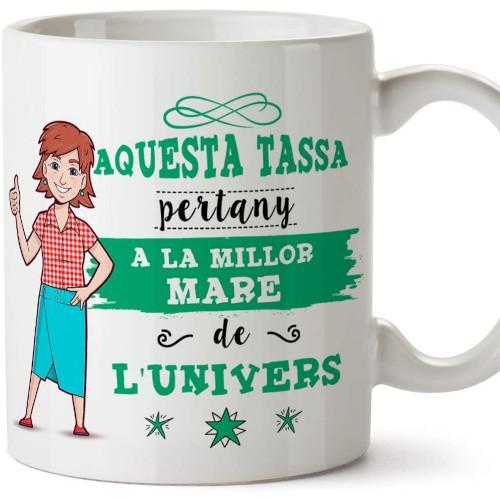 Aquesta tassa pertany a la millor mare de l'univers