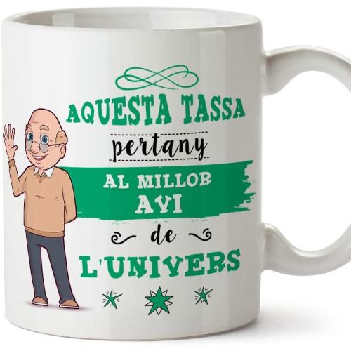 Aquesta tassa pertany al millor avi de l'univers