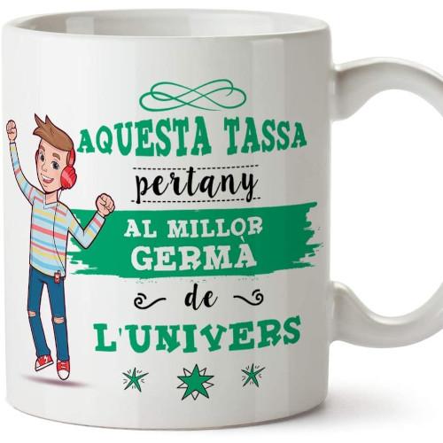 Aquesta tassa pertany al millor germà de l'univers