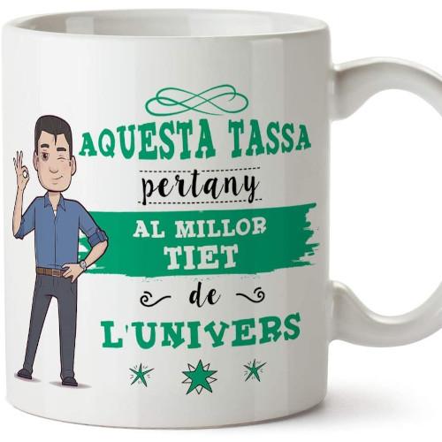 Aquesta tassa pertany al millor tiet de l'univers