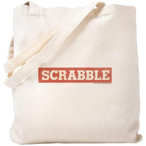 Bossa de tela de Scrabble