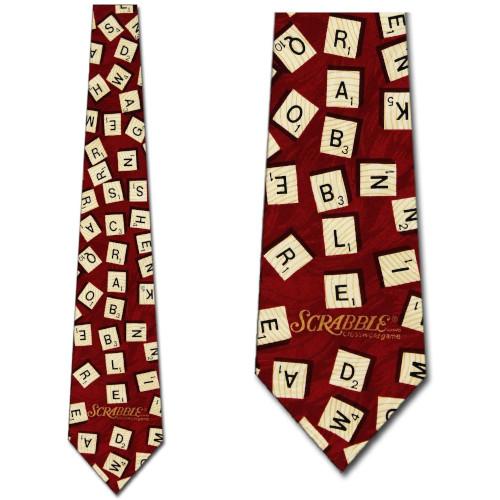 Corbata de Scrabble