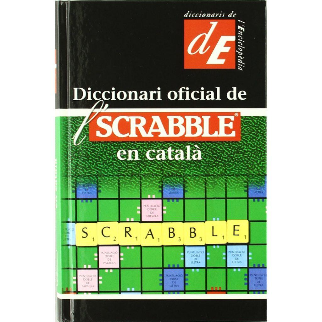 Diccionari oficial de l'Scrabble en català