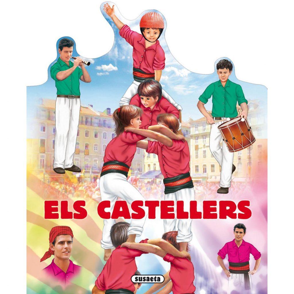 Els Castellers (llibre de cartró)