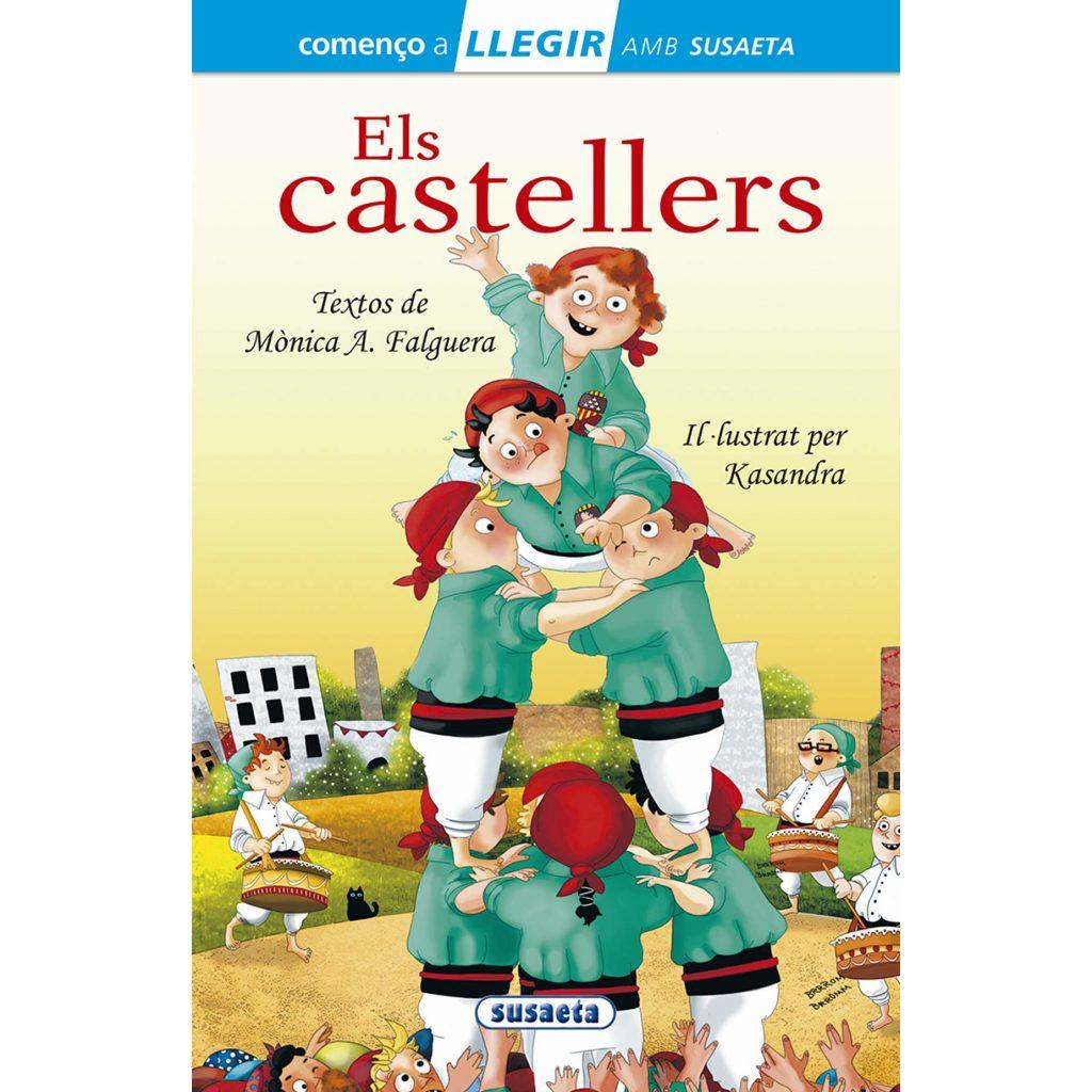 Els castellers (començo a llegir)