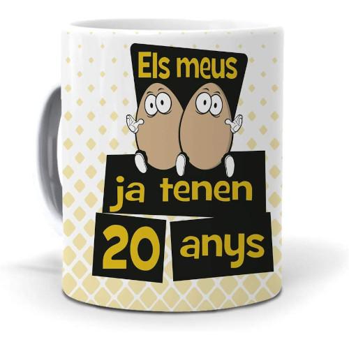 Els meus Ous ja tenen 20 anys