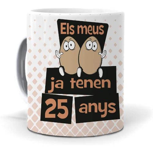 Els meus Ous ja tenen 25 anys