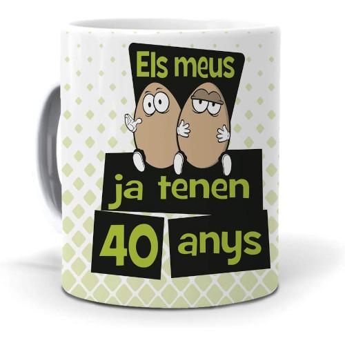 Els meus Ous ja tenen 40 anys