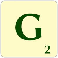 Ficha Scrabble G