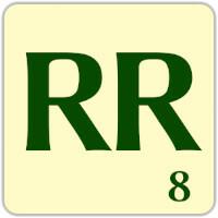 Ficha Scrabble RR