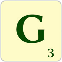 Fitxa Scrabble G