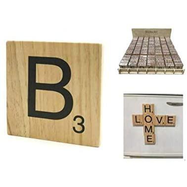 Imants de lletres de Scrabble