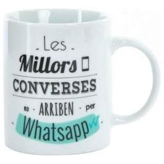 Les Millors converses no arriben per Whatsapp