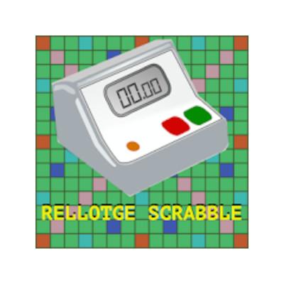 Rellotge Scrabble per a Android
