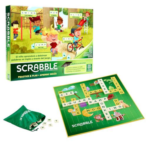 Scrabble Aprende Inglés