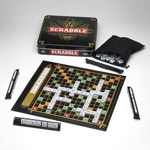Scrabble Art Deco Edition