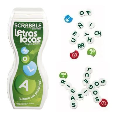 Scrabble letras locas