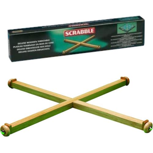 Suport giratori per a tauler de Scrabble