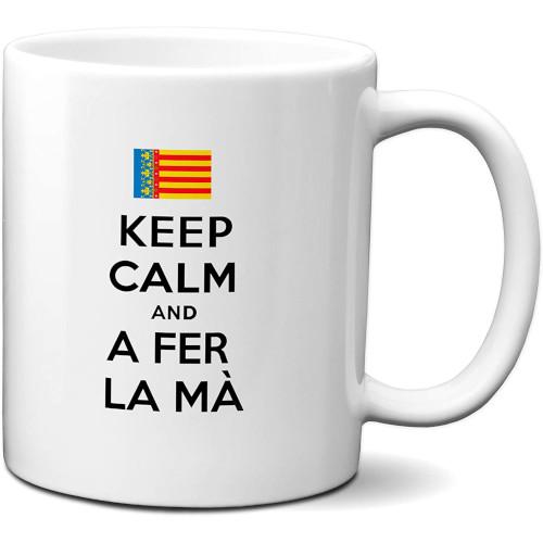 Tassa: Keep Calm and a Fer la Mà