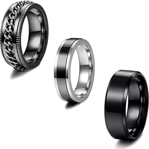 Conjunt de 3 anells